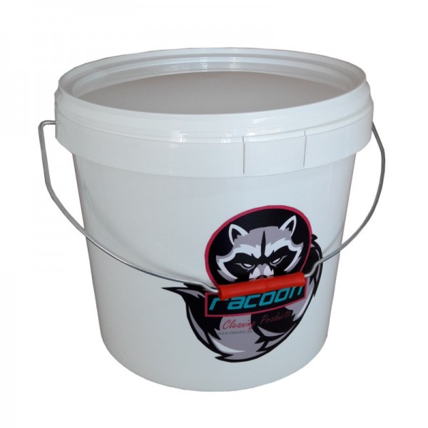 RACOON WASH BUCKET with lid / 18L Wascheimer mit Deckel / 18 L
