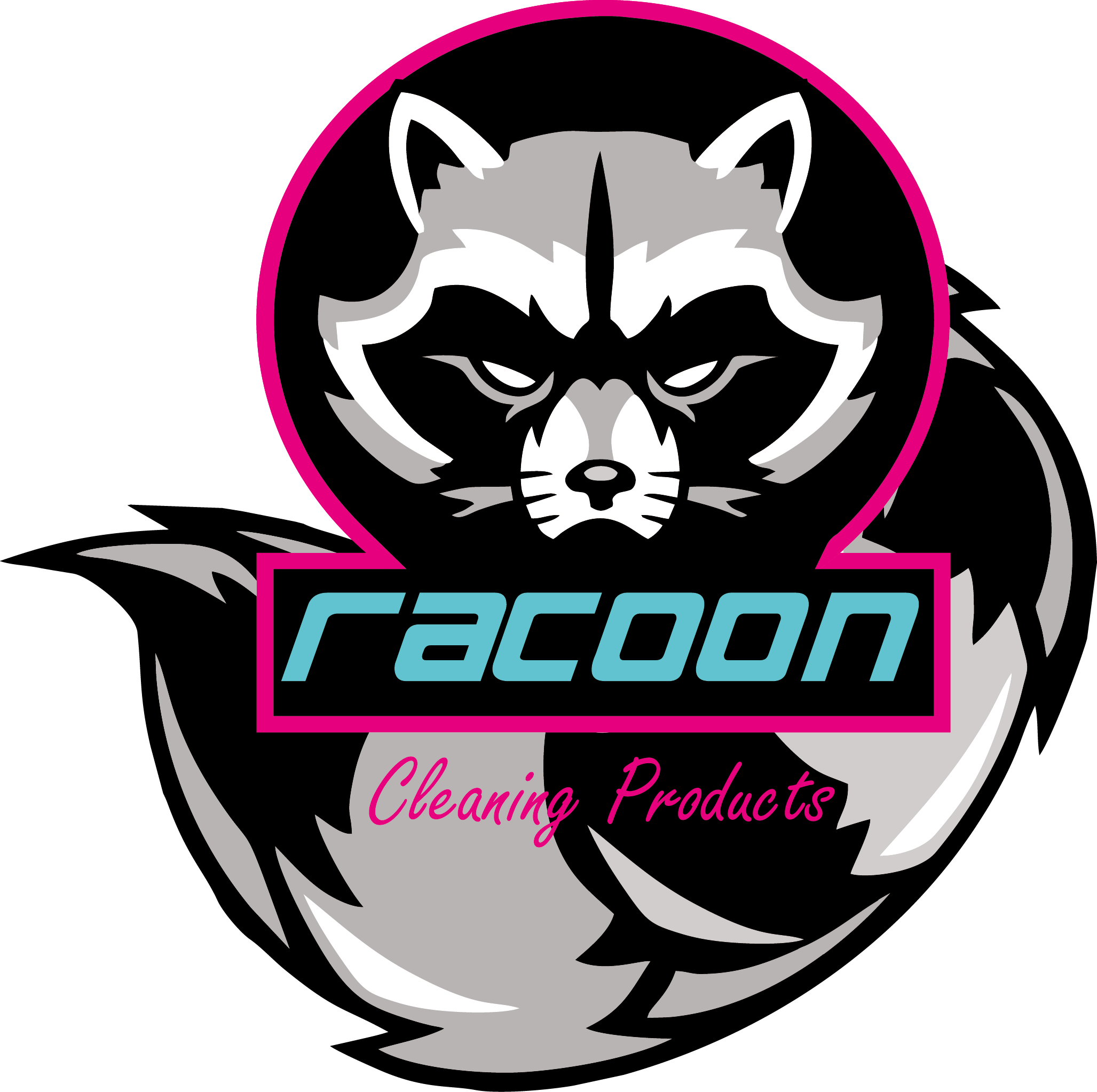 Racoon Cleaning Products