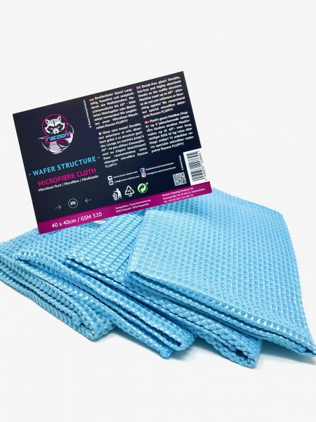 # RC WAFER - MICROFIBRE CLOTH (40x40cm)