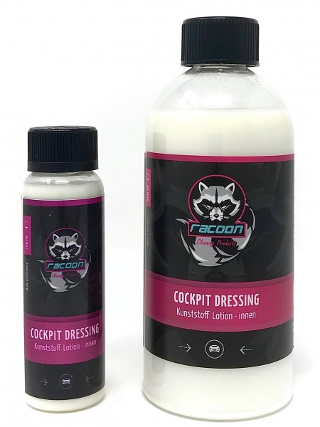 COCKPIT DRESSING - Kunststoff Lotion innen