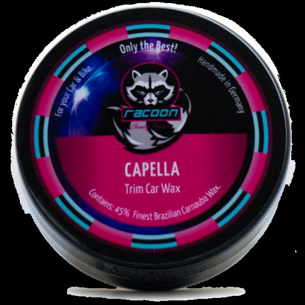 CAPELLA - Racoon Trim Car Wax