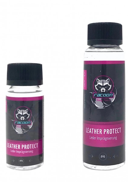 LEATHER PROTECT - Lederimprägnierung